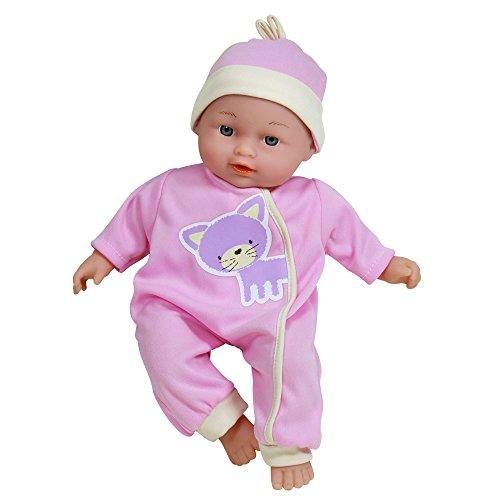 de Baby-Puppe Nina, Farblich sortiert ()