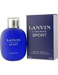 Parfum L'HOMME SPORT de Lanvin Eau de Toilette 100 ml !!!