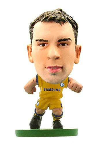 Creative Toys Company - Soccerstarz - Chelsea Branislav Ivanovic **AWAY KIT** (2015 version) /Figures (1 TOYS) -