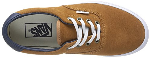 Vans U Era , Baskets mode mixte adulte Marron (Brown Sugar)