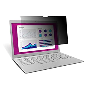 3M 98044068769 High Clarity Privacy Filter For 15-Inch Laptop Microsoft Surface Book 2