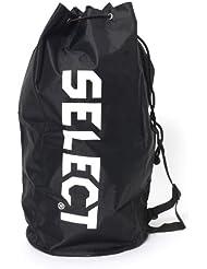 Select Handballsack Handballsack 10-12 Hb - Bolsa para material de balonmano, color negro, talla 10- 12 Bälle