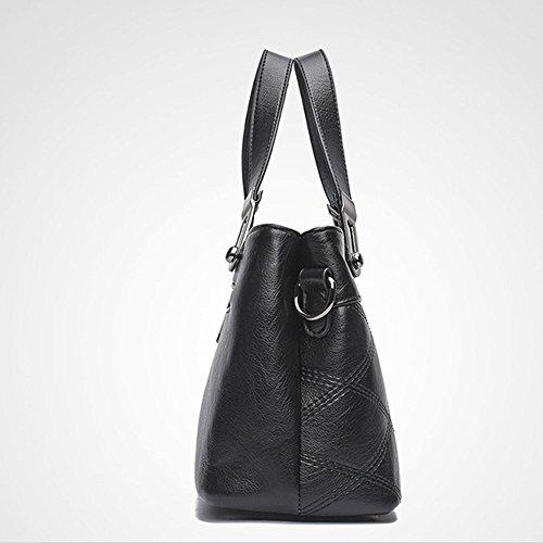 Eysee , Damen Tote-Tasche Schwarz