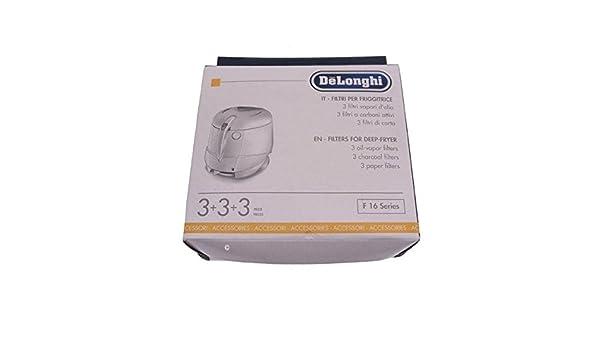 Filtres pour delonghi série f16 f16233 f16313 f16231 f16200 f16301