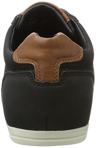 bugatti Herren 322286015000 Sneaker Schwarz (Schwarz)