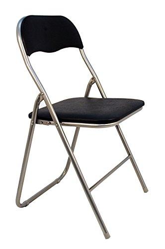 La sedia spagnola Sevilla Pack di sedie Pieghevoli Imbottite ...