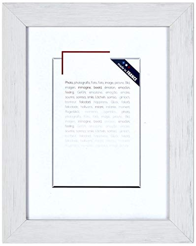 Brio 104071 Karma marco fotos madera 40 x 50 cm, color