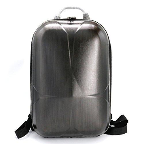 TXXCI Wasserdichte Hardshell Rucksack Umhängetasche Gepäck Koffer Tragen Rucksack Tasche für DJI Mavic Pro