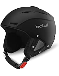 Bollé Backline Casco da Sci, Nero (Soft Black), 59-61+ cm