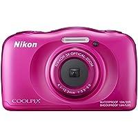 Nikon Coolpix W100 Kamera pink