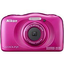 "Nikon COOLPIX W100 Cámara compacta 13.2MP 1/3.1"" CMOS 4160 x 3120Pixeles Rosa - Cámara digital (13,2 MP, 4160 x 3120 Pixeles, 1/3.1"", CMOS, 3x, Rosa)"