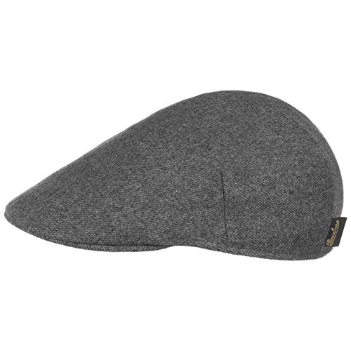 Borsalino Coppola Gatsby Wool Cappello Invernale Cappellino in Lana 57 cm -  Grigio-Melange 7e543081ea07