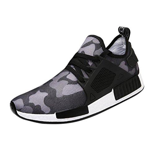 Sky Herren Outdoor Fitnessschuhe, Grau - Grau - Größe: 43 Größe 4 Baby Boy Nike Schuhe