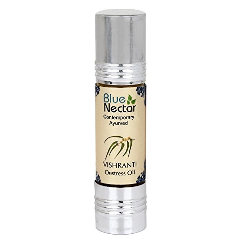 Blue Nectar Destress , Headache And Migraine Relief Roll On 9ml