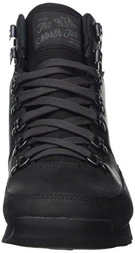 Stiefel Schwarz tnf Back Black Leather Berkeley Black Herren to tnf Face North Tnf The Redux Black wqa8TRa