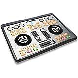 Numark 101914 MixTrack Edge portabler DJ Controller mit integrierter Soundkarte