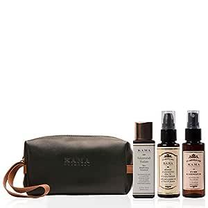 Kama Ayurveda Skin Brightening Travel Kit, 150 ml