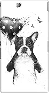 DailyObjects My Heart Goes Boom Mobile Case for Sony Xperia Z Ultra