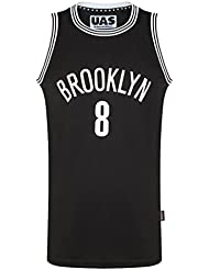 d89dc73a2992 UrbanAllStars Mens American US Style Basketball Jerseys Miami NY Chicago LA  Brookly Vests Tops Sleevless T