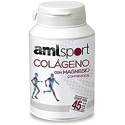 AMLsport 1 Colágeno con Magnesio, Unisex, Multicolor, misc