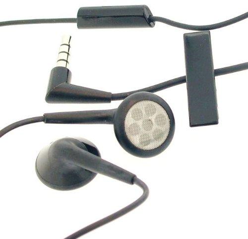 Original Kopfhörer (3,5mm Stecker) für Blackberry Bold 9790 9320 9900, 8520 Curve, 8530 Curve, 9300 3G Curve, Bold 9780, Bold 9700, 9800 Torch, 9860 Torch, 9810 Torch, 9850 Torch, 9105 3G Pearl, Curve 9360, 9630 Tour, 9650 Bold, 9370 Curve, 8310 Curve, 8900 Curve (Blackberry Torch 9630)