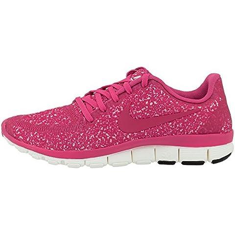 Nike Free 5.0 V4 Women Laufschuhe sail-pink force-sail - 35,5
