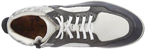 Think Seas Damen Hohe Sneakers Schwarz (SZ/KOMBI 09)