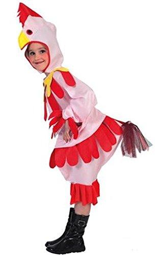 Fyasa 705975-T02 - Disfraz para Despedida de Soltera de 7 a 9 años, Multicolor (Talla M)
