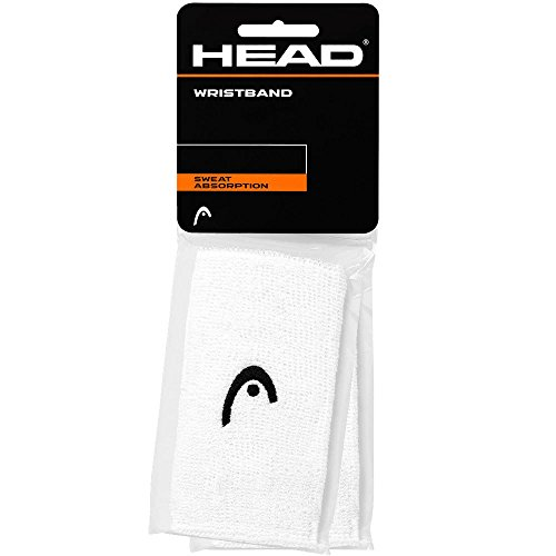 HEAD wristband white