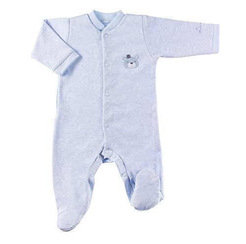 Gelbes Langarm-strampelanzug (Ewa Klucze True Love Baby Strampler Overall Mädchen Jungen Unisex Grau Beige Rosa Blau Jumpsuit Säugling Langarm-Bodysuits 100% Baumwolle (62, Blau))