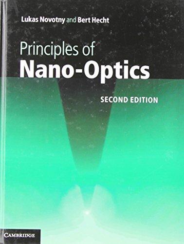 Principles of Nano-Optics
