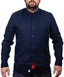 timberland camicia lino