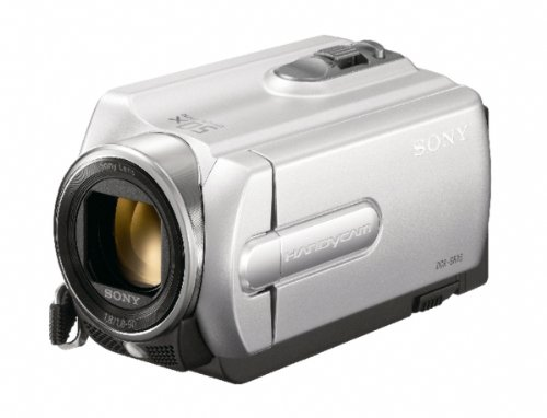 Best Price Sony DCRSR15ES Handycam Camcorder – Silver (50x Optical Zoom, 0.8 MP, 2.7 inch LCD) Online
