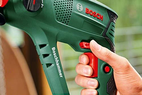 Bosch Bohrhammer PBH 2100 RE (Tiefenanschlag, Zusatzhandgriff, Koffer, 550 Watt) - 3