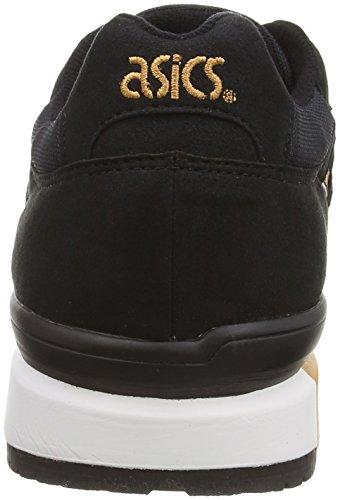 Asics Gt-ii, Sneakers Basses Mixte adulte Noir (black/tan 9071)