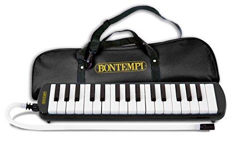 Bontempi 33 3250 - diamonica 32 note con voci in metallo, strumento a fiato, borsa in dotazione