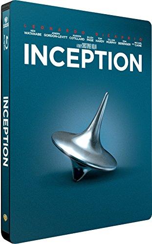 Bild von Inception Iconic Moments Steelbook (exklusiv bei Amazon.de) [Blu-ray]