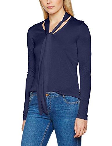 ESPRIT Collection Shirt Femme Bleu (Navy)