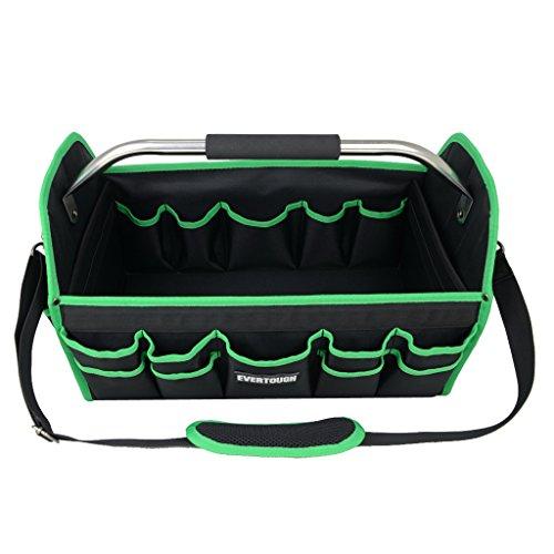 FLAMEER XXL Pflegetasche Werkzeugtasche aus robuste Oxford Tuch