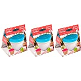 Sistema Joghurt to go Runde Dosen, Pack of 9