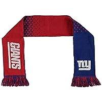 NFL New York Giants Bufanda, Unisex Adulto, Multicolor, Talla Única