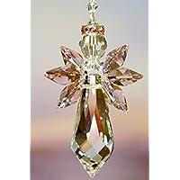 Schutzengel – handgearbeitet aus Kristallen von Swarovski, Ostergeschenk