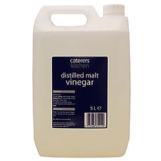 Caterers Kitchen Distilled Malt Vinegar - 1 x 5ltr