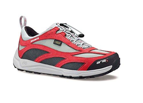 Dolomite , Chaussures de randonnée basses pour femme Coral Red