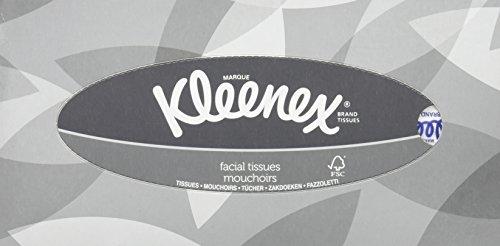 kleenex-kosmetiktucher-100-blatt-ref-8835