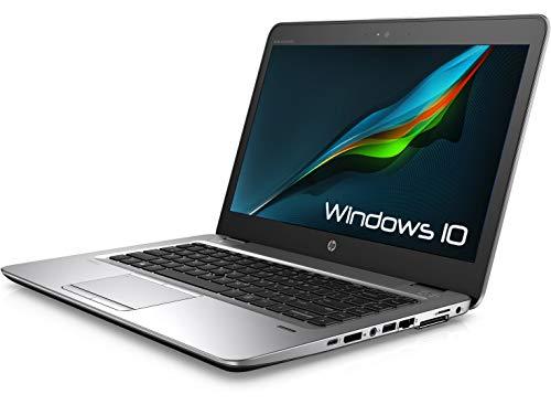 HP EliteBook 840 G1 14 Zoll 1600x900 HD+ Intel Core i5 256GB SSD Festplatte 8GB Speicher Win 10 Pro G4Z43EC Ultrabook Notebook Laptop (Generalüberholt) Elite Book