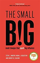 The small BIG: Small Changes that Spark Big Influence by Steve Martin (2014-08-28)