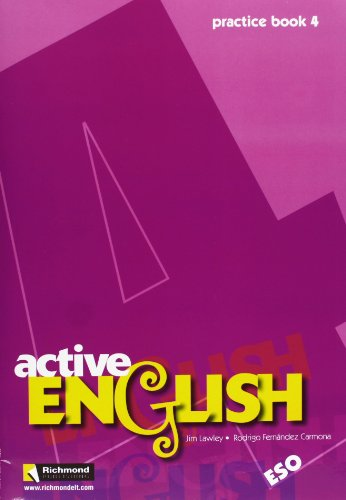 Active English. 4º ESO - Workbook 4
