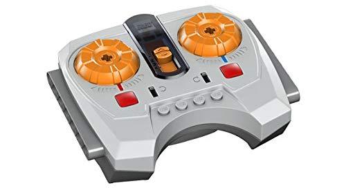 LEGO Control Remoto IR de Velocidad Power Functions, Mando para controlar los Sets motorizados Que construyas (8879)