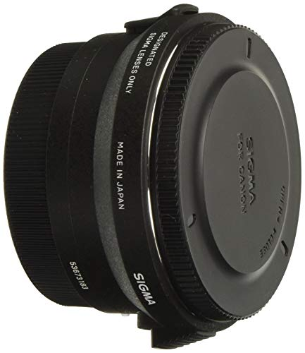 Sigma Objectif Convertisseur de monture MC-11 vers Sony E - Monture Canon